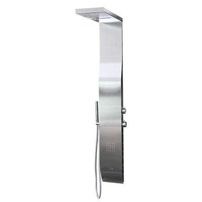 Boann Bnsps927 Stainless Steel Rainfall Waterfall Shower .